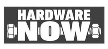 HARDWARE NOW