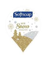 SOFTSOAP LET IT SNOW SNOWY MINT