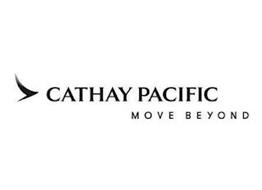 V CATHAY PACIFIC MOVE BEYOND