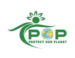 POP PROTECT OUR PLANET
