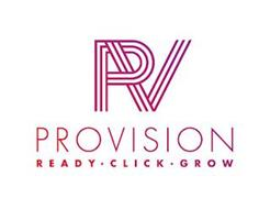 PV PROVISION READY · CLICK · GROW
