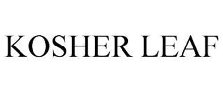 KOSHER LEAF