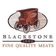MEAT BLACKSTONE 1890 FINE QUALITY MEATS