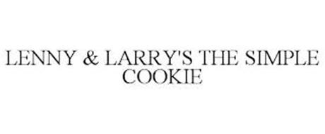 LENNY & LARRY'S THE SIMPLE COOKIE