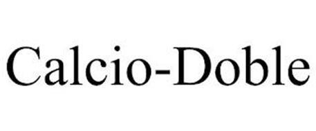 CALCIO-DOBLE