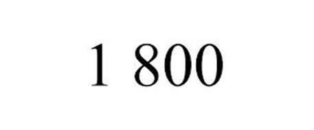 1 800
