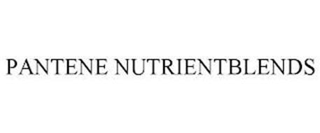 PANTENE NUTRIENTBLENDS