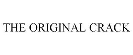 THE ORIGINAL CRACK