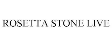 ROSETTA STONE LIVE