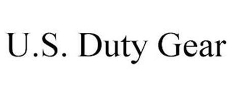 U.S. DUTY GEAR