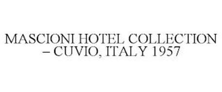 MASCIONI HOTEL COLLECTION - CUVIO, ITALY 1957