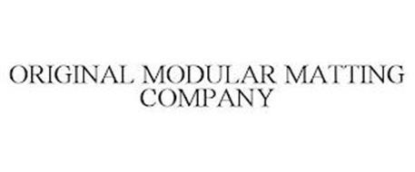 ORIGINAL MODULAR MATTING COMPANY