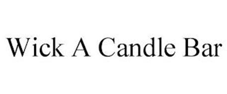 WICK A CANDLE BAR