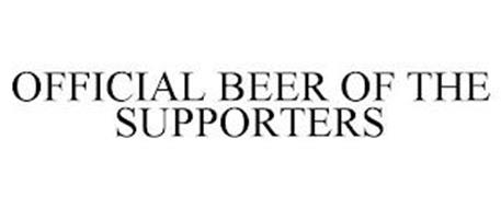 OFFICIAL BEER OF THE SUPPORTERS