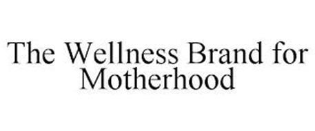 THE WELLNESS BRAND FOR MOTHERHOOD