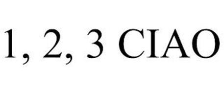 1, 2, 3 CIAO