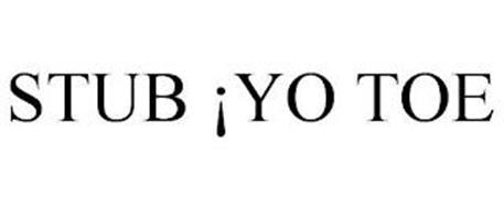 STUB ¡YO TOE