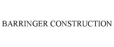 BARRINGER CONSTRUCTION