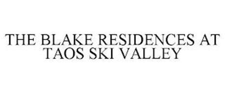 THE BLAKE RESIDENCES AT TAOS SKI VALLEY
