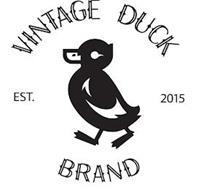 VINTAGE DUCK BRAND EST. 2015