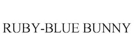 RUBY-BLUE BUNNY