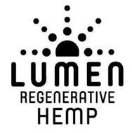 LUMEN REGENERATIVE HEMP