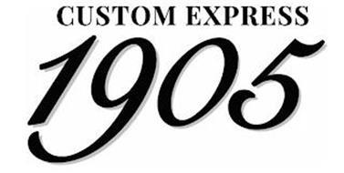 CUSTOM EXPRESS 1905
