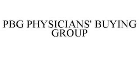 PBG PHYSICIANS' BUYING GROUP