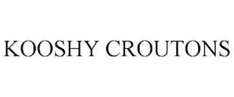 KOOSHY CROUTONS