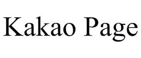 KAKAO PAGE