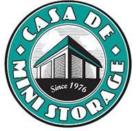 CASA DE MINI STORAGE SINCE 1976