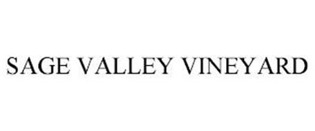 SAGE VALLEY VINEYARD