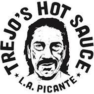 TREJO'S HOT SAUCE L.A. PICANTE