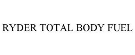 RYDER TOTAL BODY FUEL