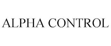 ALPHA CONTROL