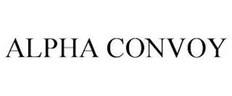 ALPHA CONVOY