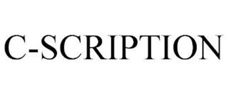 C-SCRIPTION