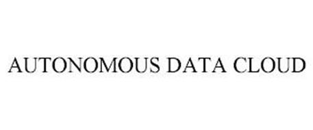 AUTONOMOUS DATA CLOUD