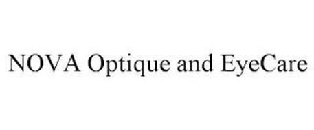 NOVA OPTIQUE AND EYECARE