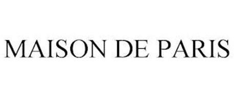 MAISON DE PARIS