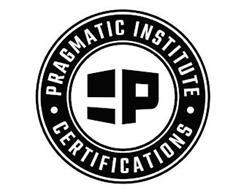 P PRAGMATIC INSTITUTE CERTIFICATIONS