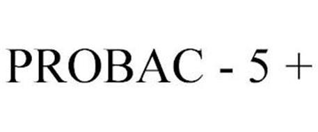PROBAC - 5 +