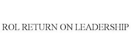 ROL RETURN ON LEADERSHIP