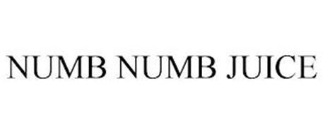 NUMB NUMB JUICE