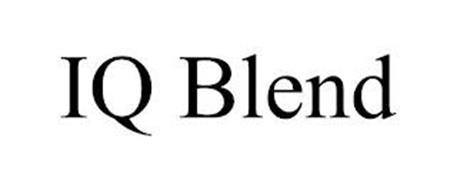 IQ BLEND