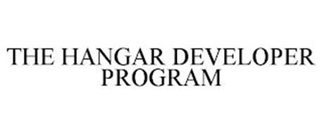 THE HANGAR DEVELOPER PROGRAM