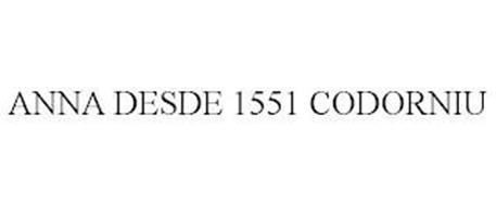 ANNA DESDE 1551 CODORNIU