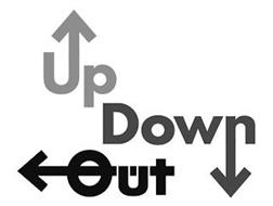 UP DOWN OUT