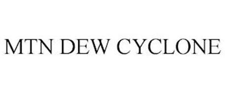 MTN DEW CYCLONE