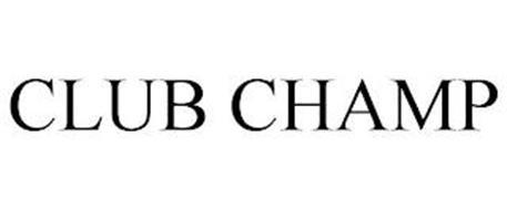 CLUB CHAMP